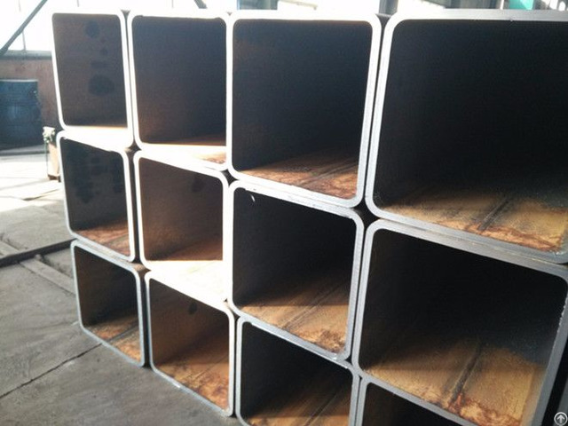 Shipbuilding Square Rectangular Steel Pipes With Abs Dnv Gl Lr Bv Ce Fpc Certified