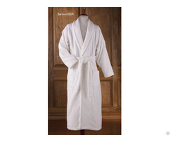 100% Cotton Bath Robes