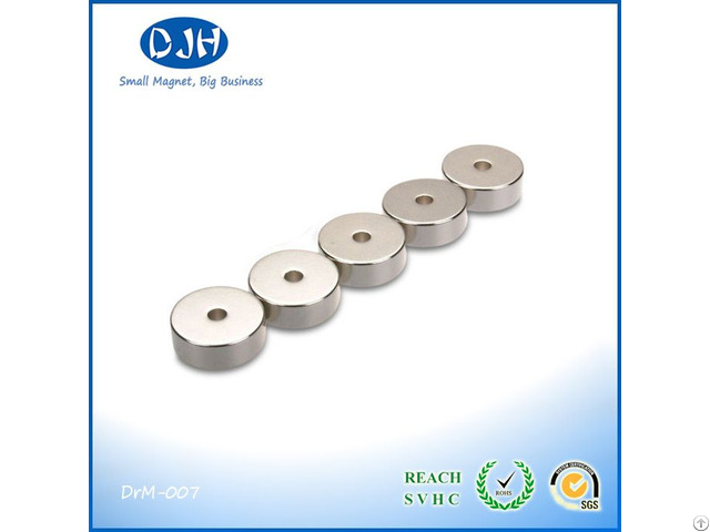Rosh Reach And Sgs Approved Permanent Sintered Neodymium Magnet