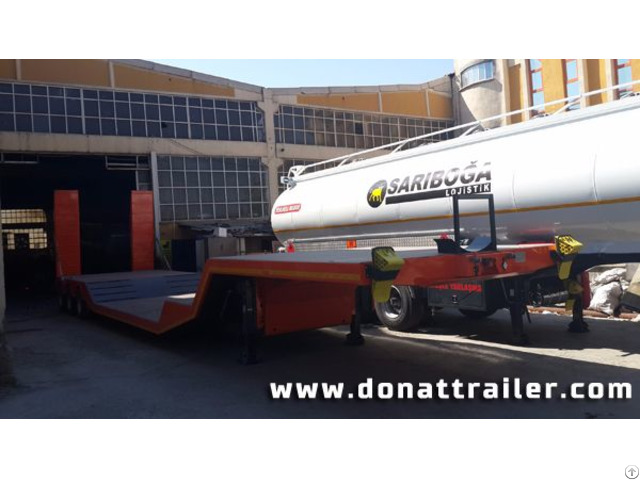 Lowbed Semi Trailers