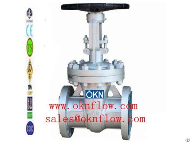 Carbon Steel Flange Rf Rtj Gate Valve Sales At Oknflow Com