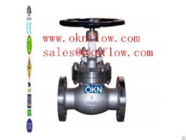 A890 Grade 4a 5a 6a Flanged Gate Valve Sales At Oknflow Com