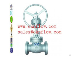 Carbon Steel Flange Rf Rtj Globe Valve Sales At Oknflow Com