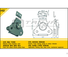 Tanja A82 Steel Twist Locking Toggle Latch And Spring To Reduce Vibration
