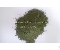 Nickel Protoxide Nio 76 5%