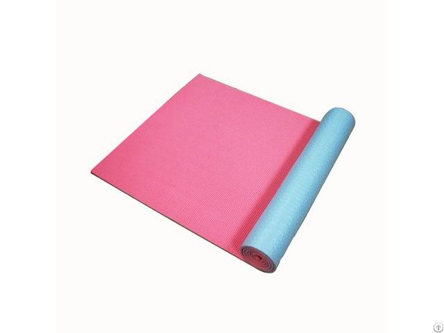 Double Color Pvc Yoga Mats