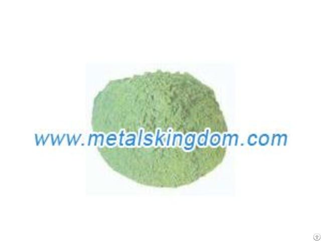 High Purity Nickel Protoxide Nio 78%