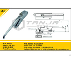 Tanja M05 Zinc Alloy Door Fitting With Key And For Safety