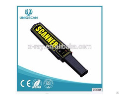 Security Equipment Handheld Metal Detector For Airport Railway Station Hotel