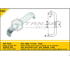 Tanja M22 Aluminium Alloy Door Fitting Can Be Customised