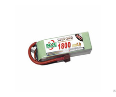 Nxe1800mah 70c 22 2v Softcase Rc Helicopter Battery
