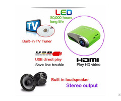 Yi 800 Mini Multifunctional Projector