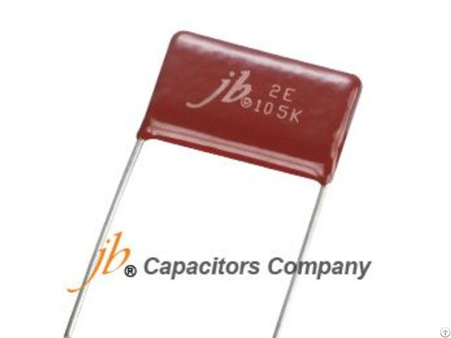 Jfb Metallized Polyester Film Capacitor
