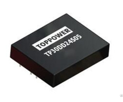 30w Wide Input Voltage Dc Converters