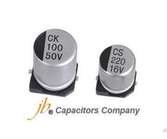 Jcs Smd Aluminum Electrolytic Capacitors