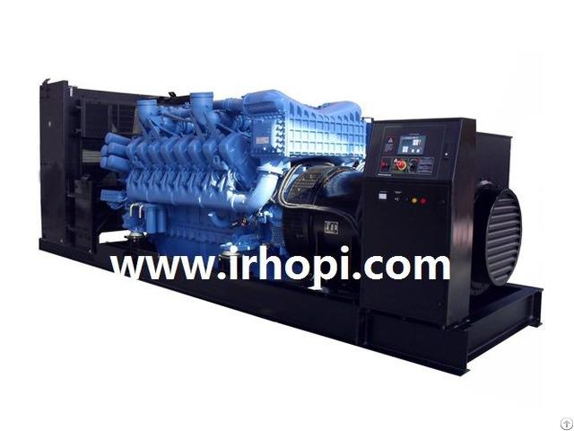 Mtu Diesel Generator Iran