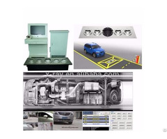 Security Check Equipment Under Vehicle Surveillance System Used In Airport Railway Station Hotel Etc