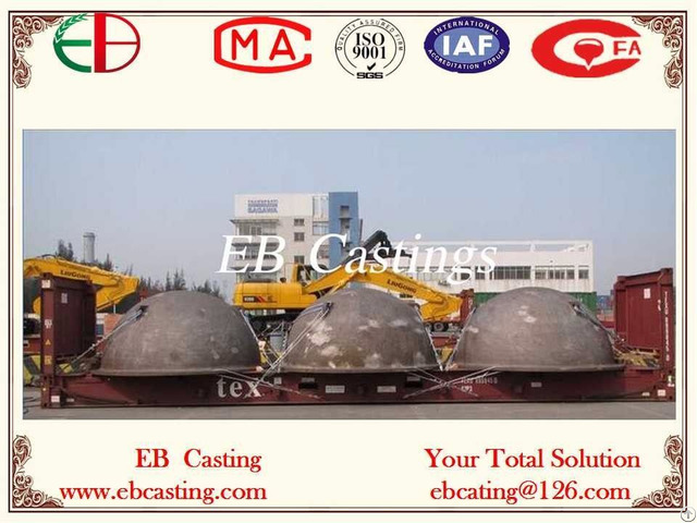 Cast Steel Melting Kettles Eb4052