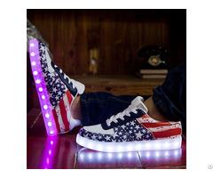 New Led Light Sport Shoes For Children