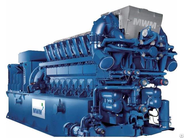 Iran Gas Generator