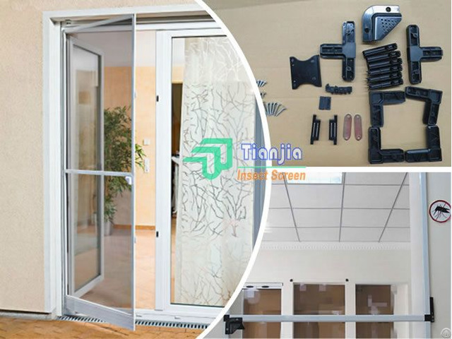 Aluminum Woven Wire Mesh Insect Screen