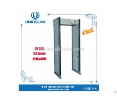 Security Check High Quality Walk Through Metal Detector Door