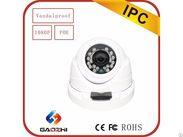 1080p Indoor Dome Camera White