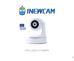 Hot Sell Hd 720p Auto Tracking Wireless And Night Pan Tilt P2p Ptz Wifi Ip Cameras