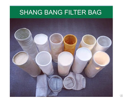 Industrial Dust Filter Bag China Factory