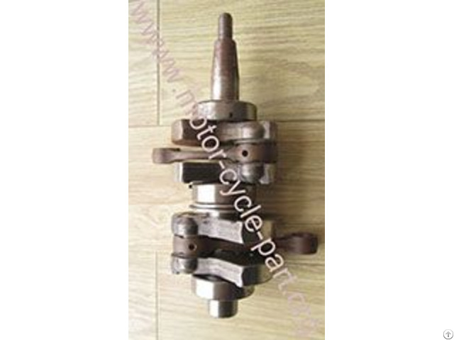 Yamaha63v 11400 01 15hp Crankshaft