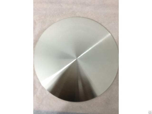 High Purity Nickel Ni Sputtering Target