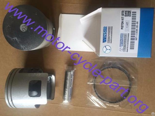 Yamaha 66t 11630 00 E40x Piston