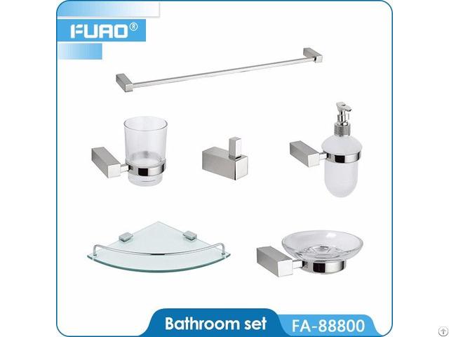 Wall Mounted Ceramic Bathroom Set