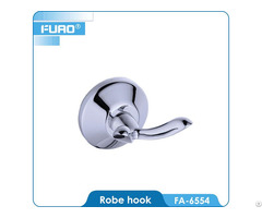 Brass Chrome Wall Mounted Towel Hook