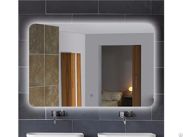 Bathroom Smart Touch Screen Mirror