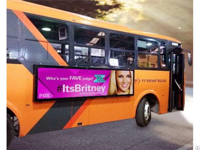 Bus Led Display