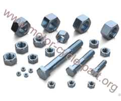 Yamaha Outboard Stailess Steel Bolt Nut