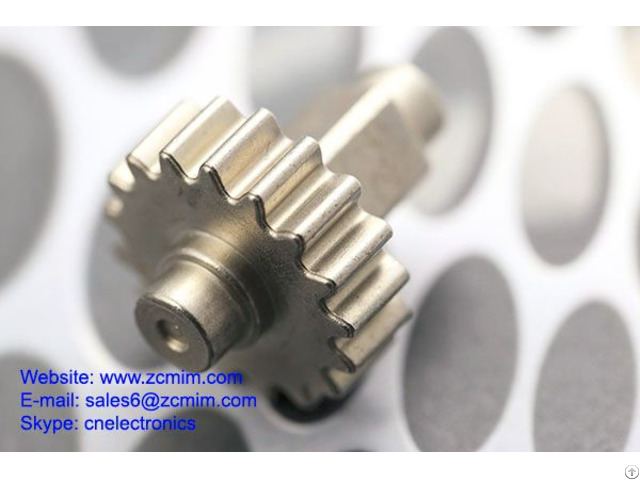 Stainless Steel Spur Gear For Oem Injection Moulding Parts