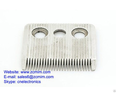 High Precision Mim Injection Molds Carbide Cutters