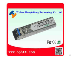 Sfp Duplex Lc 622m 1310nm 40km Fiber Optic Transceiver Module