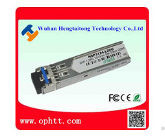 Sfp Duplex Lc 1 25g 1310nm 20km Fiber Optic Transceiver Module
