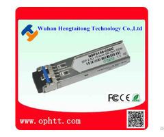 Sfp Duplex Lc 2 5g 1310nm 2km Fiber Optic Transceiver Module