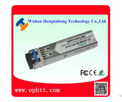 Sfp Duplex Lc 2 5g 1310nm 20km Fiber Optic Transceiver Module
