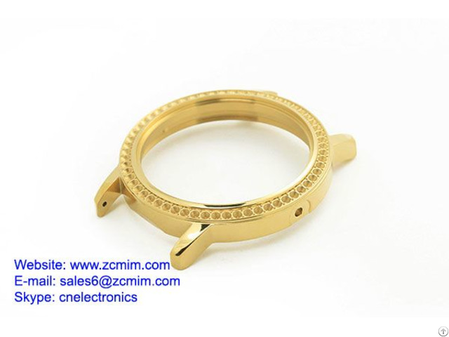 Metal Injection Molding Parts For Smart Watch Insert Part