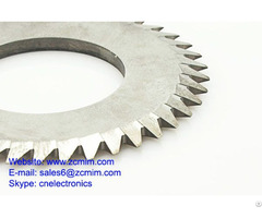 Metal Powder Metallurgy Tungsten Bar