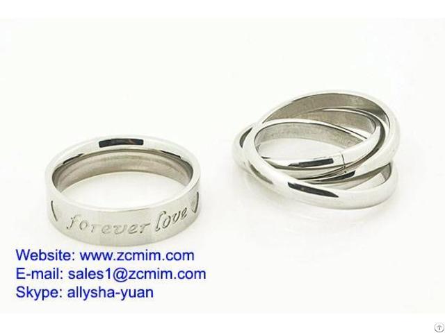 Mim Factory Wholesale Tungsten Carbide Rings