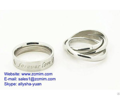 Mim Factory Wholesale Tungsten Carbide Rings