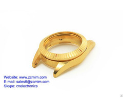 Micro Injection Molding For Pocket Watch Case