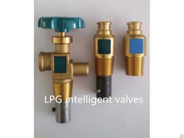 Lpg Cylinder Intelligent Valves