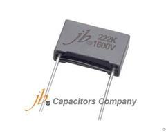 Jfq Box Type Met Polypropylene Film Capacitors